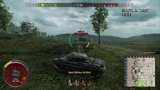 World of Tanks Xbox: T-62a - Lone Survivor:(