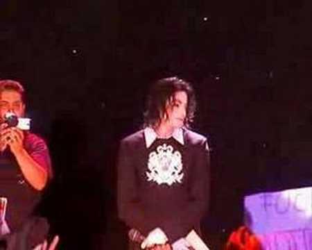 Killer Thriller Part 2 MJ Speech