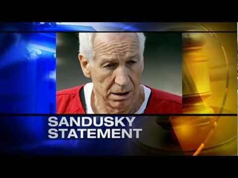 Coach Jerry Sandusky SENTENCED
