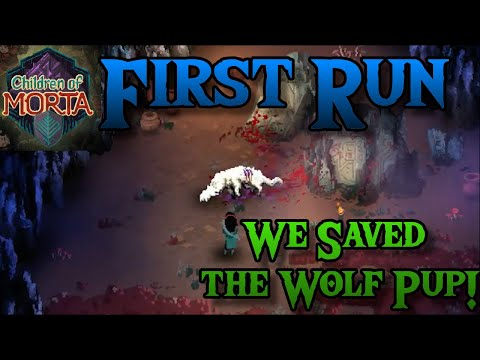 Children of Morta Released! | We Save the Wolf Pup! | Dead Mage