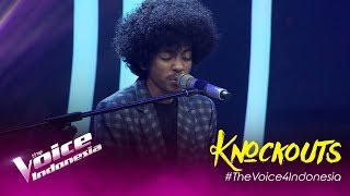 Joy - Versace On The Floor | Knockouts | The Voice Indonesia GTV 2019