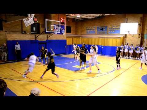 3 | Girls | The Mary Louis Academy ( Queens ) Vs Nazareth Regional High School ( Brooklyn ) - 02/02/2012