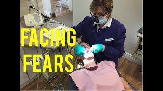 MOM IS SCARED OF THE DENTIST AND HITTING 250K AT BEST TIME EVER