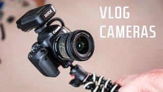 What to LOOK for in a VLOGGING Camera