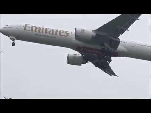 Plane Spotting at Bandaranaike International Aiport (Part 1/3)