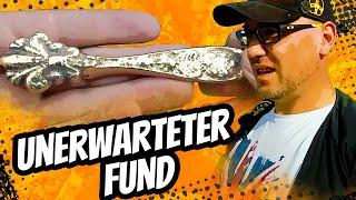 75 Sondeln 2017 Messer Und Unerwarter Fund   Metalldetektor  Atmax  At Max