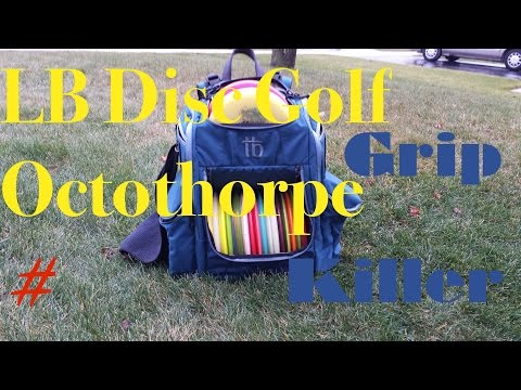 Disc Golf   LB Disc Golf Octothorpe Review