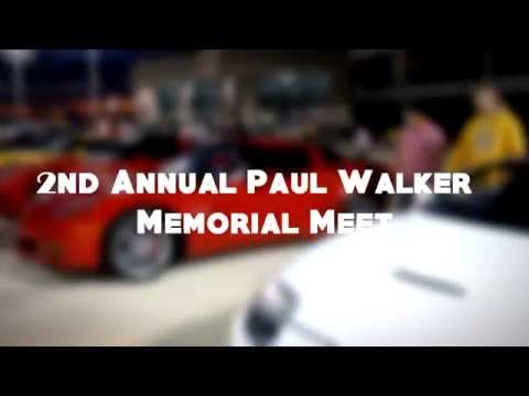 2nd Annual Paul Walker Meet 2014