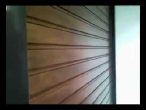 Cielo, la prima serranda a soffitto