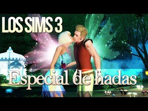 Los Sims 3: Tutorial de hadas (Guía de Criaturas Sobrenaturales) Parte 3/5