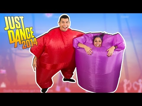 careless Chub Moves Just Dance 2014 - Husband Vs Wife video