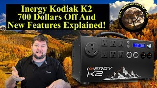 Save $700 on the 2019 Inergy K2 Apex and new features explained!