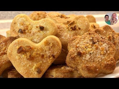 Бабушкино Печенье! Самое Простое и Вкусное Печенье!