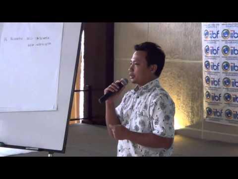 Sharing Bisnis Peserta IIBF Semarang & Tanya Jawab
