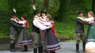 Hungarian Scouts Folk Ensemble Czardas Dance
