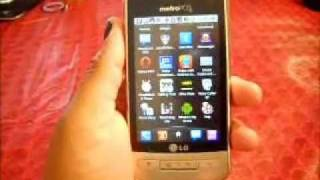 LG Optimus M (metropcs) Got 2 Have APPS!!!