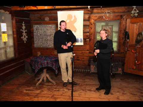 Trečiasis dūdmaišininkų susipūtimas - prisistatymai : 25. Dzianis Sukhi ir Stas Čiavus (Minsk)