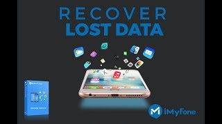 iMyFone D-back iOS data recovery tool for Windows and Mac