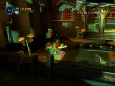 LEGO Batman Story 25 - Heroes - Chapter 3 - Little Fun at Big Top (1/3)
