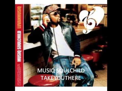 Musiq Soulchild - Takeyouthere