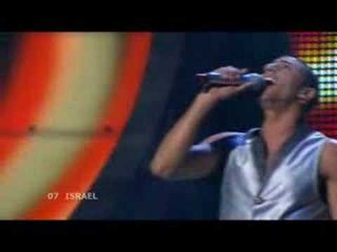 Eurovision 2008 Final Israel - Boaz - The Fire In Your Eyes