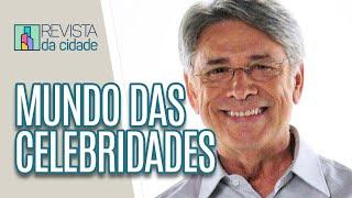 Sérgio Chapelin se despede da emissora - Revista da Cidade (16/08/19)