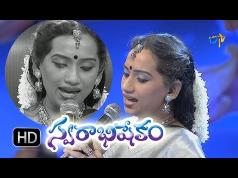 Naravara O Kuravara Song - Kalpana Performance in ETV Swarabhishekam - 27th Sep 2015