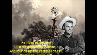 Video Cattle Call Eddy Arnold