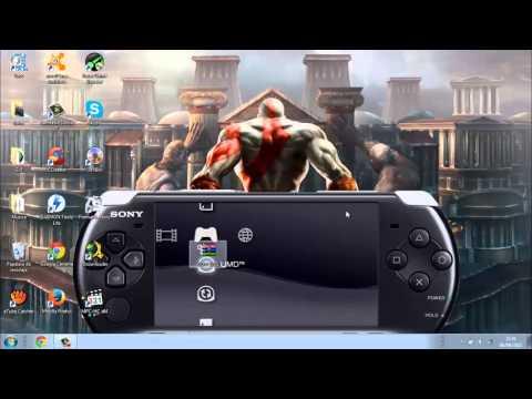 Descargar God Of War Ghost of Sparta para PSP 1 link [MEGA]