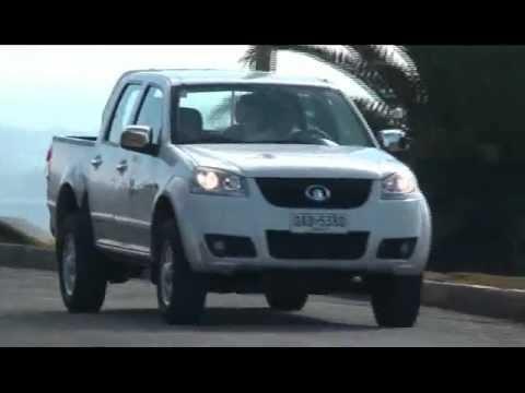 Test drive Wingle 5 realizado por Parrado