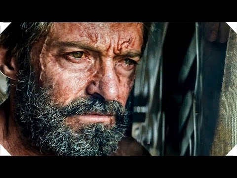 LOGAN Bande Annonce (Wolverine - 2017) streaming vf