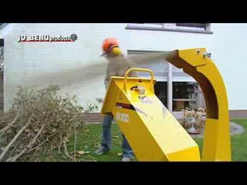 Jo Beau M200 pro-chipper / woodchipper