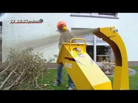 Jo Beau M200 pro-chipper / woodchipper
