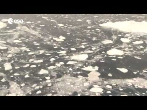 CryoSat: Earth Explorers and Greenland