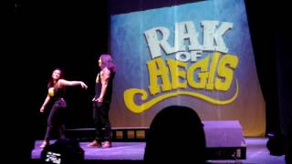 Rak of Aegis 5.0 Press Launch (Luha + Sinta)