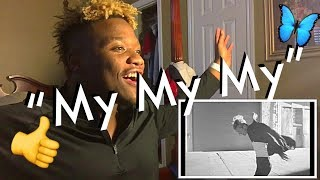 Download Lagu Troye Sivan - My My My! | Black Kid Reaction Gratis STAFABAND