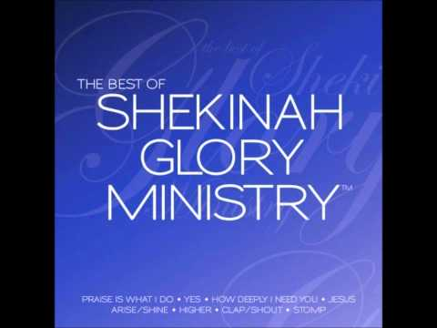 Shekinah Glory Ministry-Jesus