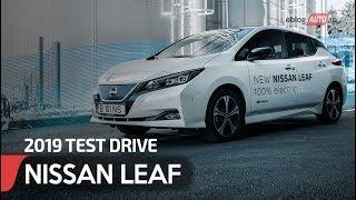 2019 NISSAN LEAF TEKNA 150 CP X-TRONIC | TEST DRIVE eblogAUTO