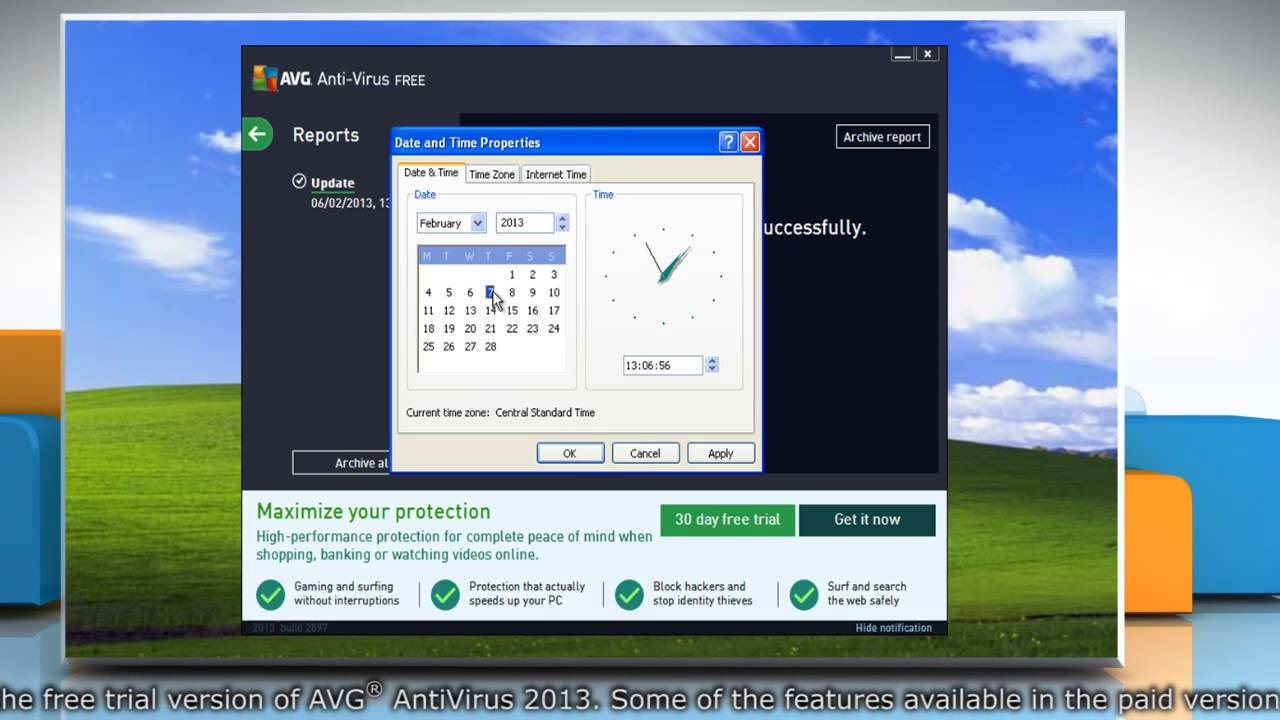 how to fix don t send error in windows xp