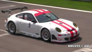 Porsche 997 RSR LOUD SOUND on Track
