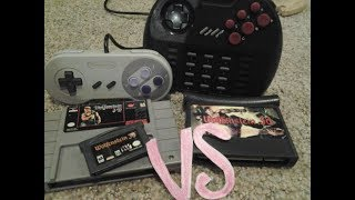 Nintendo Vs  Atari Jaguar Wolfenstein 3D by Second Opinion Games