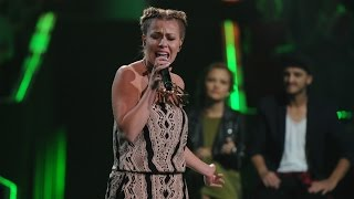 "The Voice of Poland VI - Sabina Nycek -  ""Roar"" - Nokaut"
