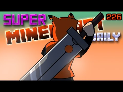 THE DECAPITATING BLADE!  | Super Minecraft Daily | Ep.226