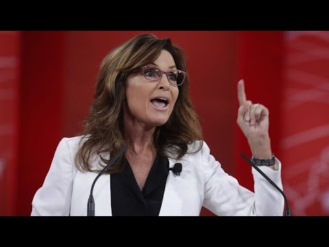 Can ANYBODY Understand What Sarah Palin is Talking About?