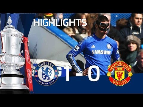 Image Result For Chelsea Vs Arsenal Goals