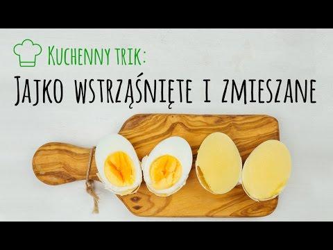 TV jaja - Kuchenny trik: Jajko wstrząśnięte i zmieszane