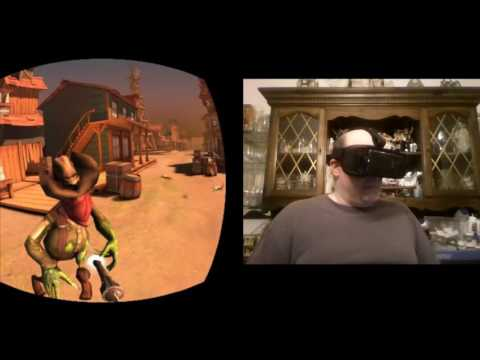 Dead and Buried on Gear VR