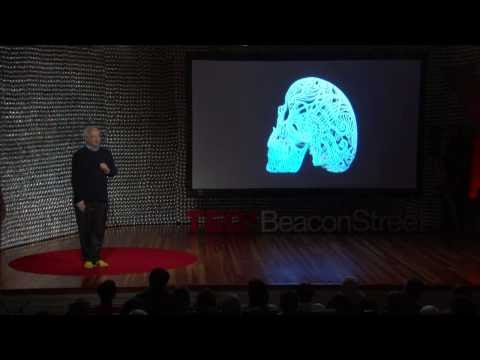 Networks, Printers, Robots, Sensors, Big Data, and Games: Juan Enriquez at TEDxBeaconStreet