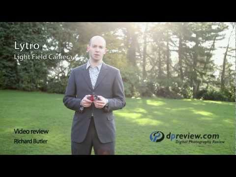 Lytro Light Field Camera Hands On Review by Dpreview