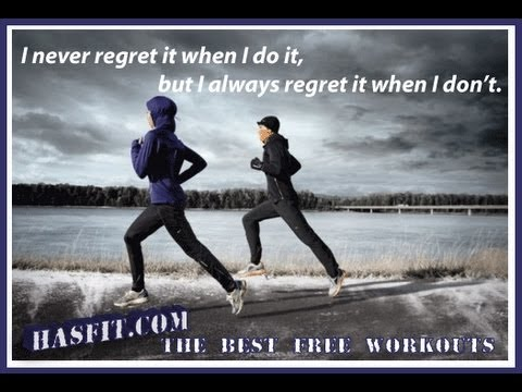 How To Lose Weight Running   Coach Kozak's Favorite Way To Lose Fat Running   Hasfit Weight Loss
